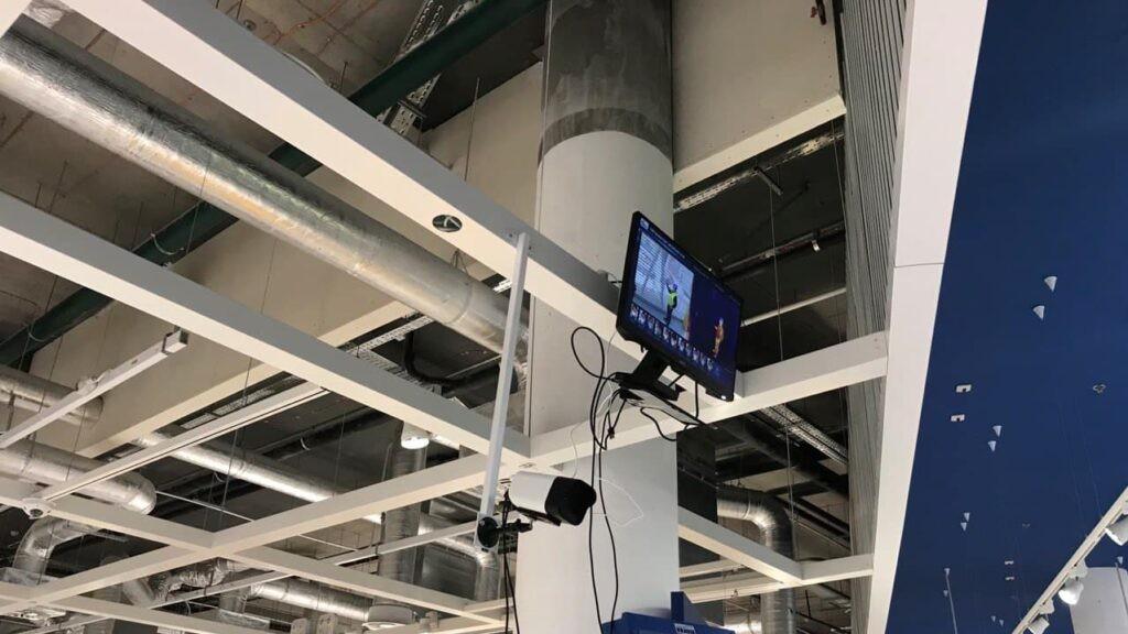 Тепловизионная камера для измерения температуры от «Эльпассо» в IKEA ⠀