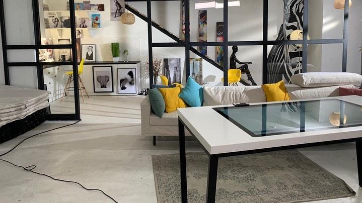 Сенсорний стіл для ранкового шоу на телеканалі СТБ